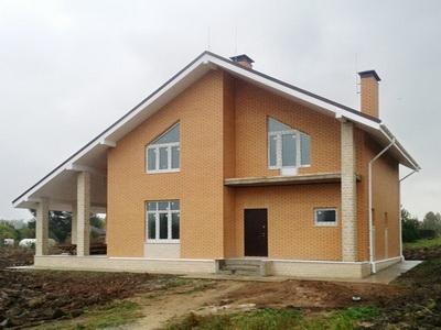 Утепление фасада частного дома пенопластом